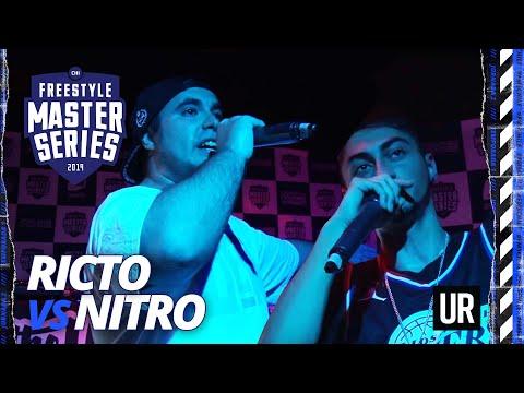 RICTO VS NITRO   FMS CHILE   Batalla Pendiente   Temporada 2019