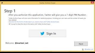 Twitter Archive Eraser How Filter And Delete Tweets Bulk