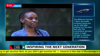 Inspiring women to embrace motorsport | #KTNScoreline