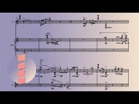 Ruaidhri Mannion - Broken Flames and Little Wind [w/ score]