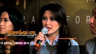 Main Film Dibayar Mahal, Marissa Anita Pensiun Jadi Jurnalis