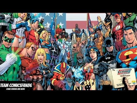 Dc Marvel Helden