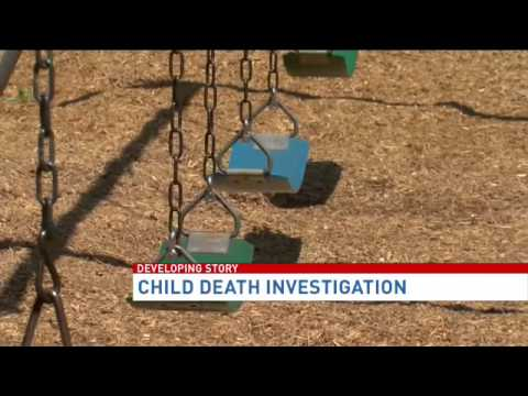 Mother found pushing dead 3-year-old son in swing at La Plata park