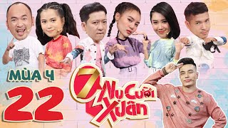 7 Nụ Cười Xuân Mùa 4 Tập 22 Full HD