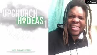 UpChurch - HiDeas Part 1 (Official Audio) YDH Reaction #tags #upchurch #hideas #viral #mentions