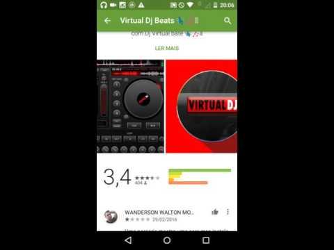Como Estalar Virtual DJ No Celula