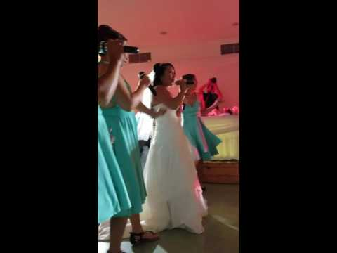 Wedding dance-Santiago