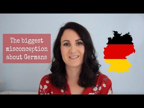 THE BIGGEST MISCONCEPTION ABOUT GERMANS 🇩🇪