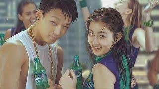 姜素拉(강소라)、Bobby  雪碧(Sprite)  廣告