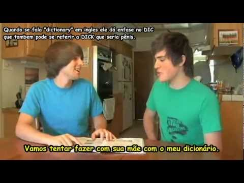 Food Battle 2007 - Smosh - Legendado