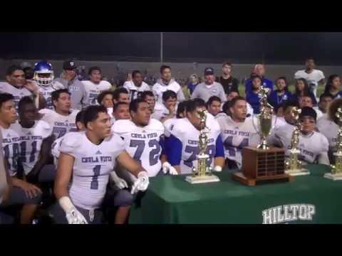 13th annual Chula Vista Kiwanis Bowl