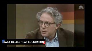 """Bernie in 1981 """"No I Am Not A Capitalist"""" - DC Shorts"""