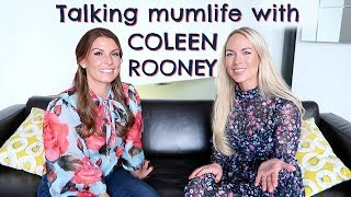 TALKING MUMLIFE WITH COLEEN ROONEY & DAY IN THE LIFE  |  EMILY NORRIS AD