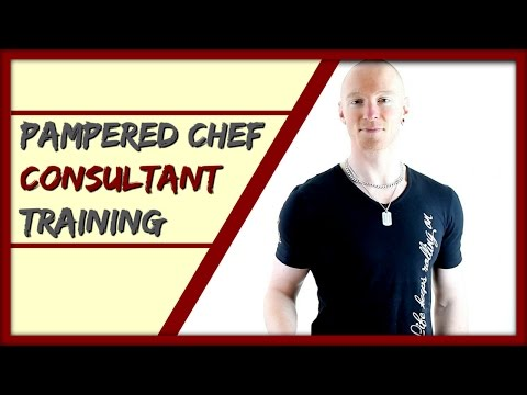 Pampered Chef Consultant Tips – Selling Pampered Chef Products Successfully Online