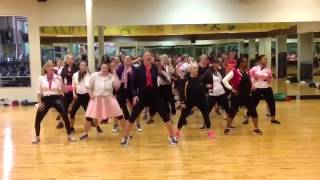 Grease Lightening/ Ambers Zumba Class