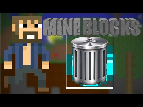 Mineblocks How To Make A Working ItemTrash !