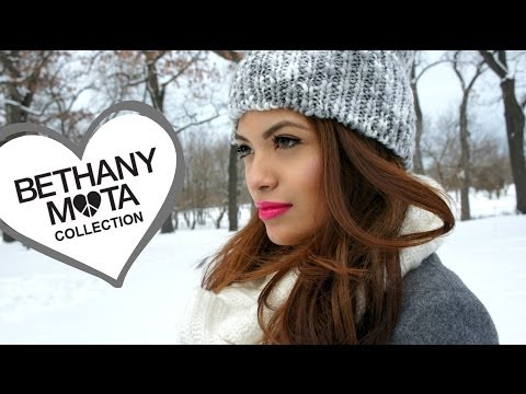 Glam On A Budget: Bethany Mota Aeropostale 2013 Winter Collection Ep. 3 - 동영상