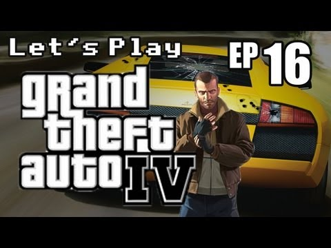 Grand Theft Auto IV - Ep.16 - That's How We Roll!