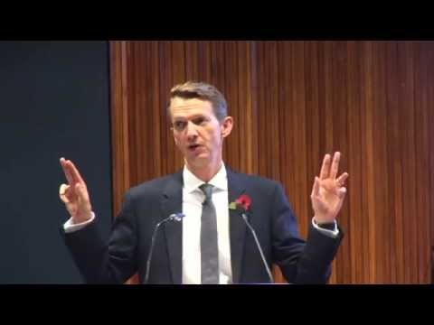 Bank of England Chief Economist Andy Haldane speaks at the TUC: presentation
