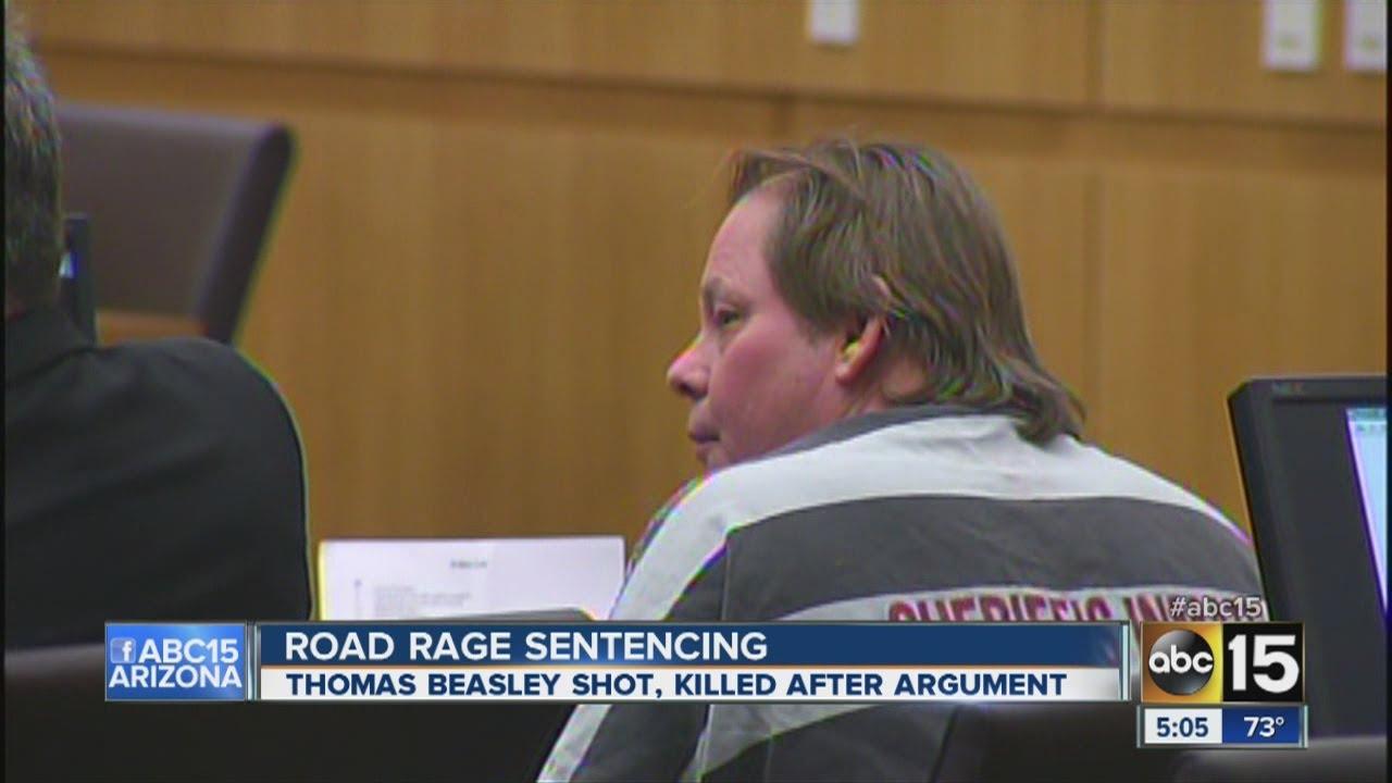 Road rage sentencing