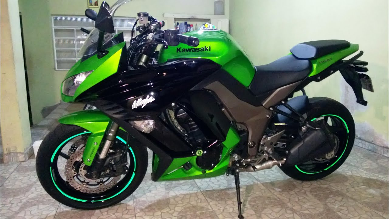 Test Ride Kawasaki Ninja 1000