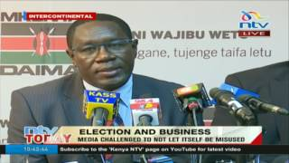 Use social media responsibly or we will shut the internet down - Communications Authority of Kenya