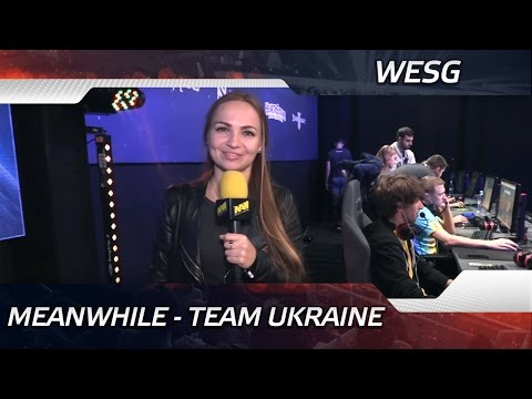 Meanwhile - Team Ukraine @ WESG EU Quals (ENG SUBS)
