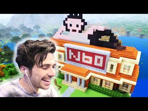 Minecraft Mansion! N60 Mansion Zone