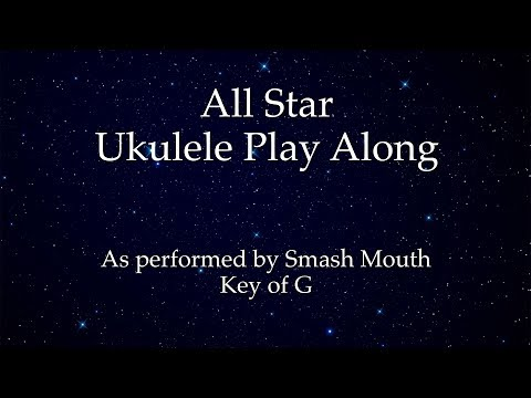 All Star Ukulele Play Along