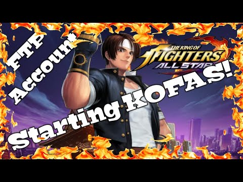Download KOFAS for beginners! 1 day of progression guide, King of Fighters All Star