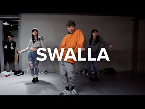 Thumbnail: Swalla - Jason Derulo ft. Nicki Minaj & Ty Dolla $ign / Junsun Yoo Choreography