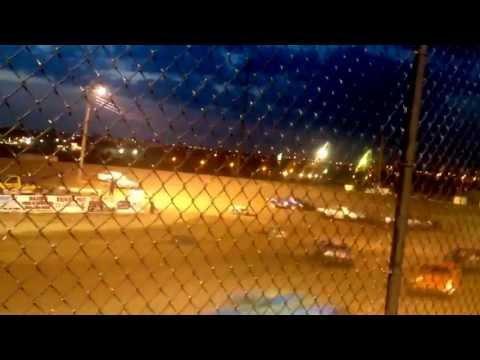 Texas Thunder Speedway: street stock