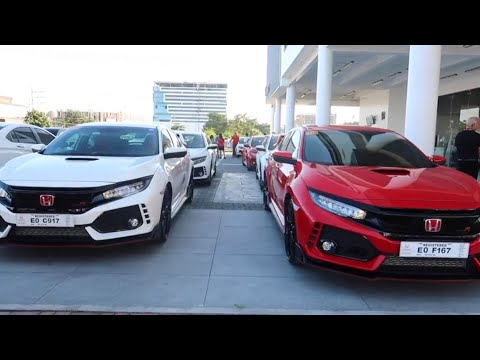 HONDA CIVIC TYPE R FIRST RELEASE and TEST DRIVE | PHILIPPINES | VLOG