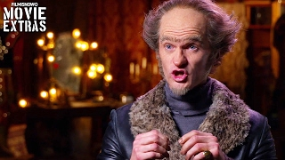 Lemony Snicket's A Series of Unfortunate Events 'An Unfortunate Actor on Acting' Featurette|Netflix