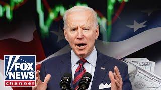 'The Five' slam Biden for failed economic agenda