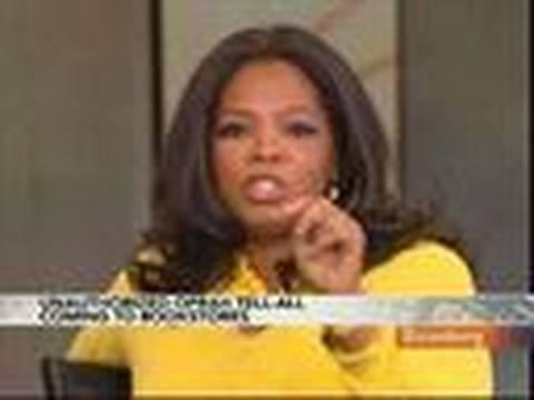 Kitty Kelly's Oprah Winfrey Biography Due in April: Video