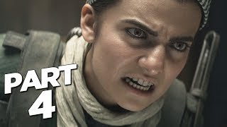 CALL OF DUTY MODERN WARFARE Walkthrough Gameplay Part 4 - WOLF - Campaign Mission 4 (COD MW)