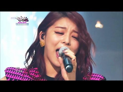 1st Week of August & Ailee - U & I (2013.08.02) [Music Bank K-Chart]