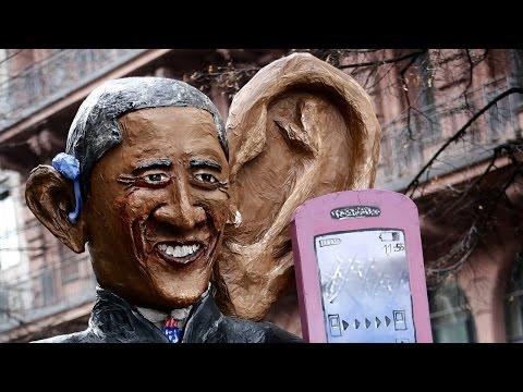 Obama, the 4th Amendment & NSA Surveillance