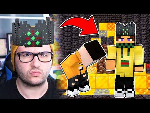 HO TRADITO IL BIG RE nella BIG VANILLA E.. - Minecraft ITA