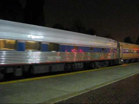 """Crescent Roll"": Amtrak's CRESCENT Train #19 (WAS-LYH ..."