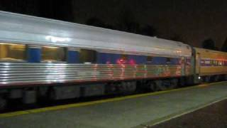 """Crescent Roll"":  Amtrak"