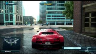 Need For Speed:MW - THROWBACK WITH COP CHASES!!!