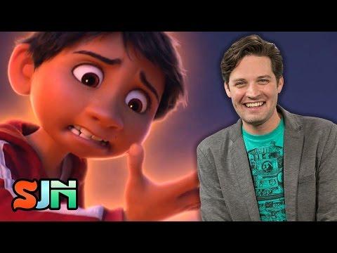 New Coco Trailer: Pixar Sees Dead People