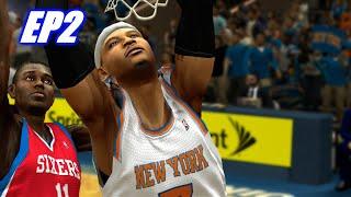 MR. SCORE FROM WHEREVER - NBA 2K13 CREATE A LEGEND EP2
