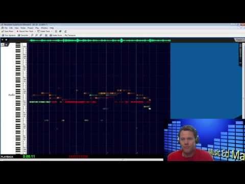 Audio Score 8 Review- Music Ed Minute- E07