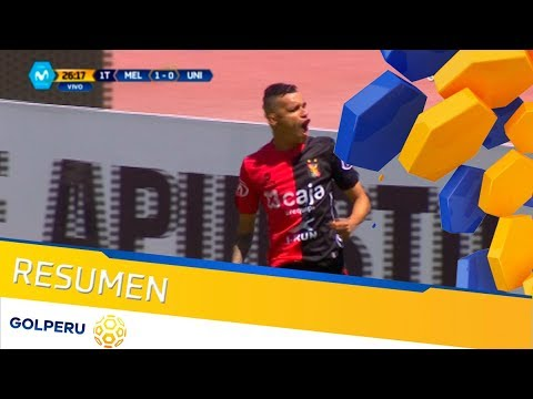Resumen: FBC Melgar vs. Universitario de Deportes (2-0)