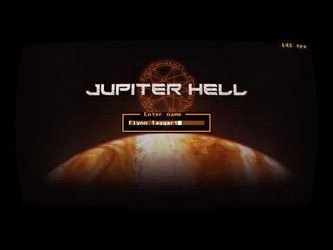 Прохождение Jupiter Hell (Hard) [01] - Стрим 12/08/19