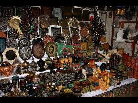Myanmar - Traditional handicrafts