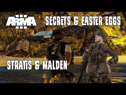 ArmA 3 Secrets